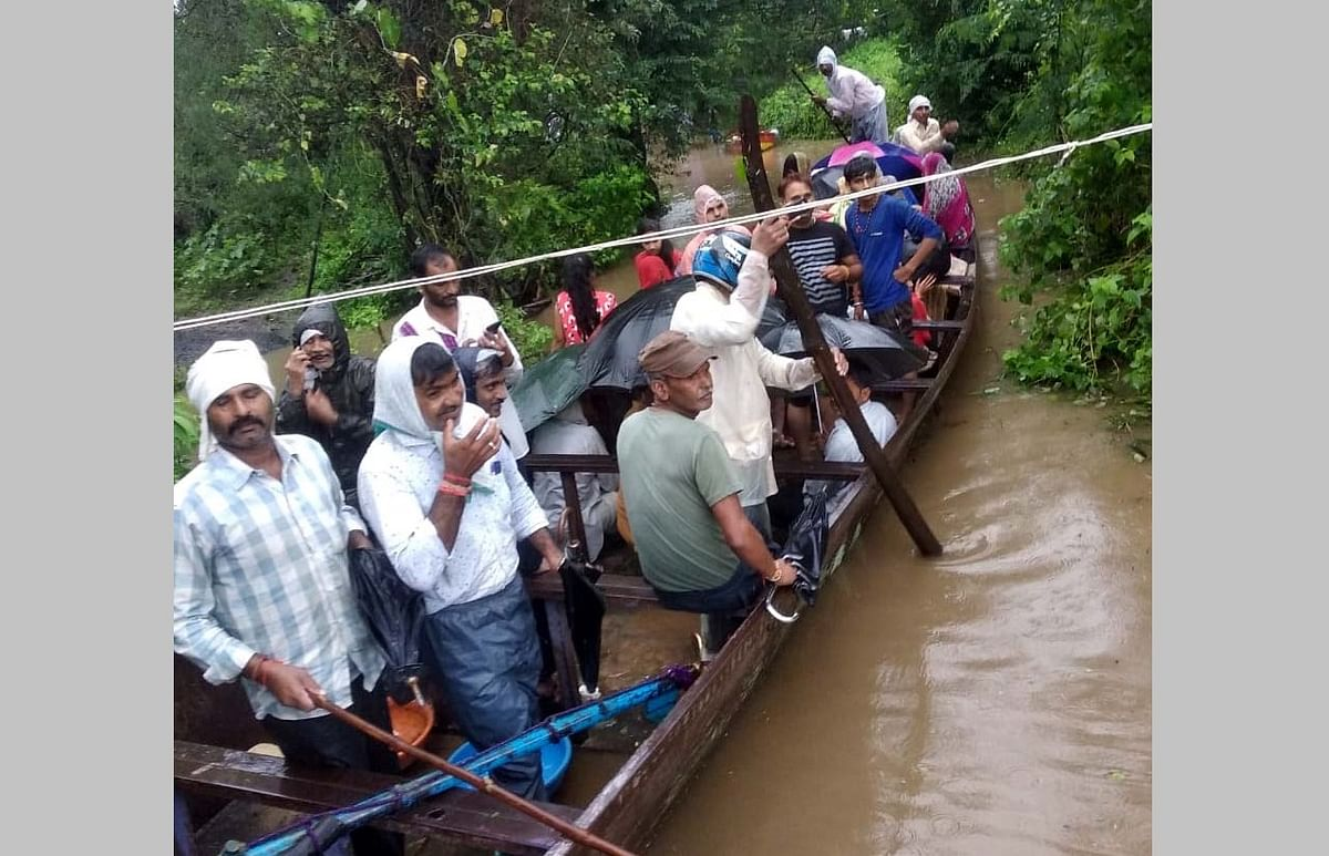 Bhopal: COVID or flood? Rain forces govt to choose one