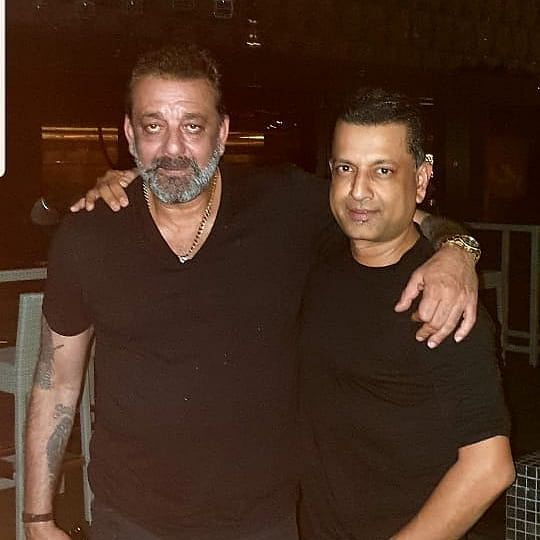 'Sher hai tu sher': Sanjay Dutt's best friend Paresh Ghelani pens emotional note about actor's cancer diagnosis