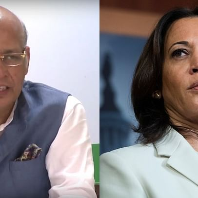 As an Indian I am thrilled, but as a politician she will be more anti-India than Republicans: Abhishek Singhvi on Kamala Harris' nomination as VEEP