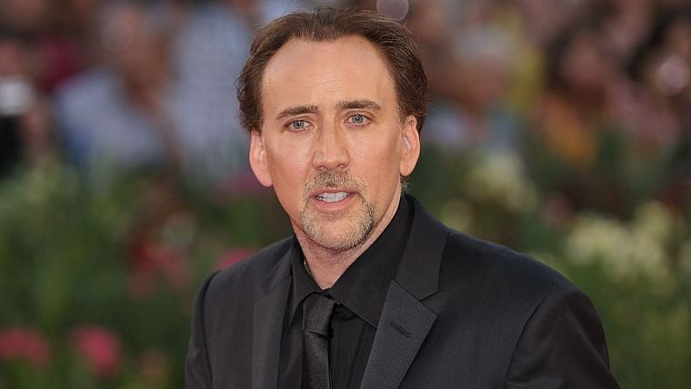 Nicolas Cage to star in and produce fantasy drama 'Highfire'