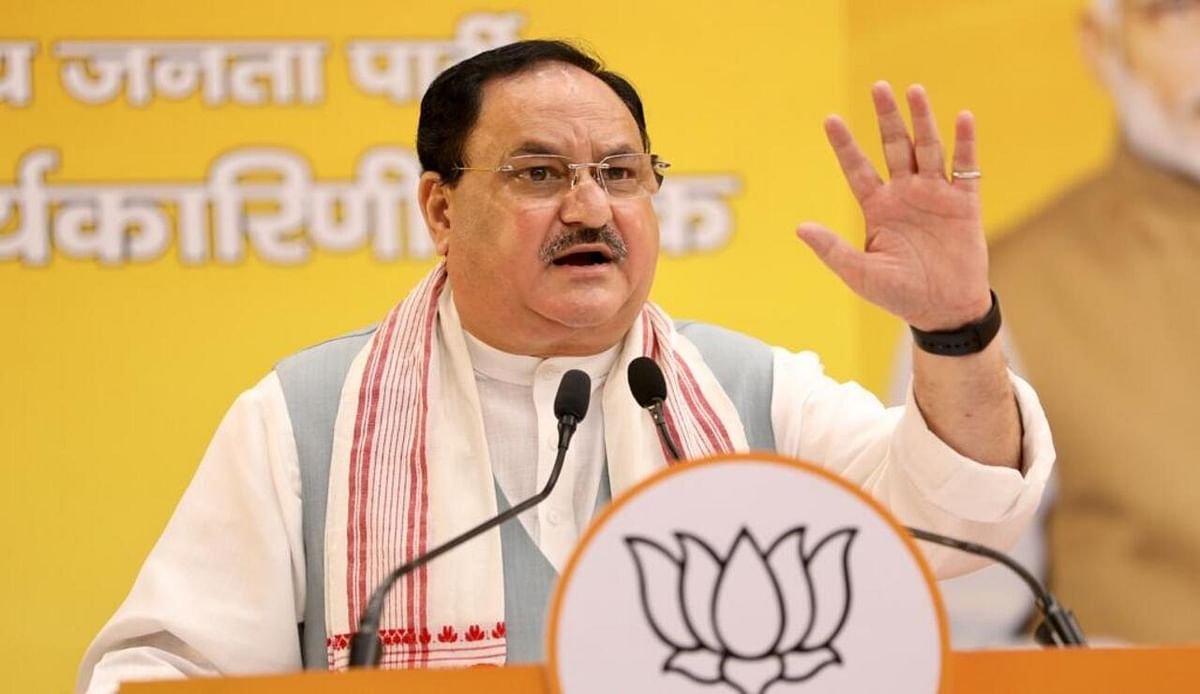 Bihar Assembly Election: JP Nadda peps up party leaders; says NDA will contest polls under leadership of Nitish Kumar