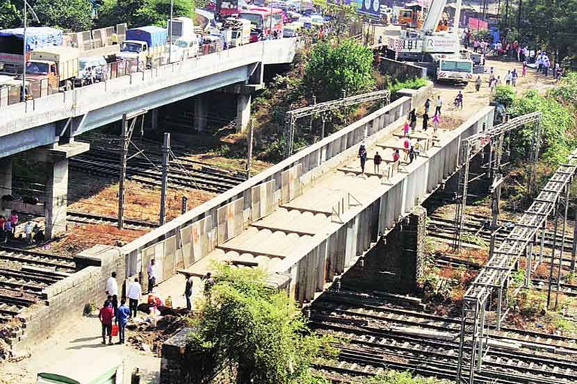 Thane: Kalyan's Patripool construction work likely to be delayed till December