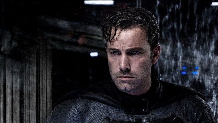 Ben Affleck to return as Batman in Flash movie