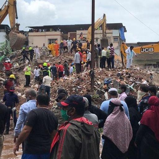Raigad Building Collapse: President Kovind, PM Modi extend condolences to victims' families