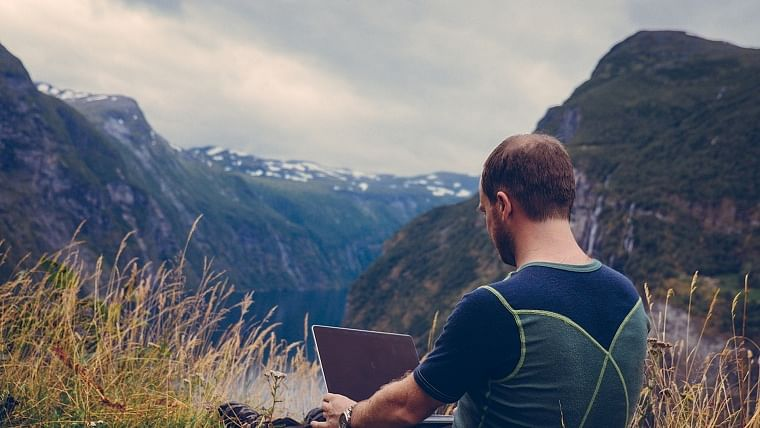 Workcations: The new lockdown trend where work meets vacations