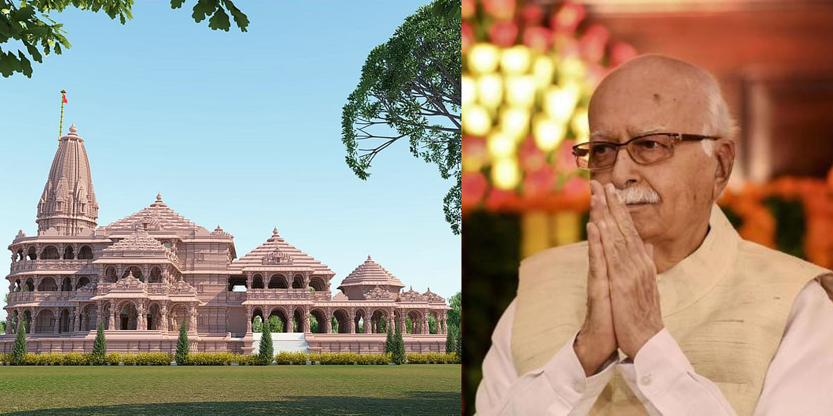 Ayodhya Bhoomi Pujan: LK Advani breaks silence on Ram Temple foundation event; read full statement