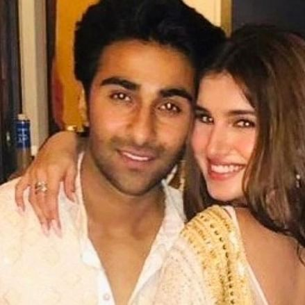 Tara Sutaria wishes beau Aadar Jain on birthday with a sweet Instagram post; check out his reply