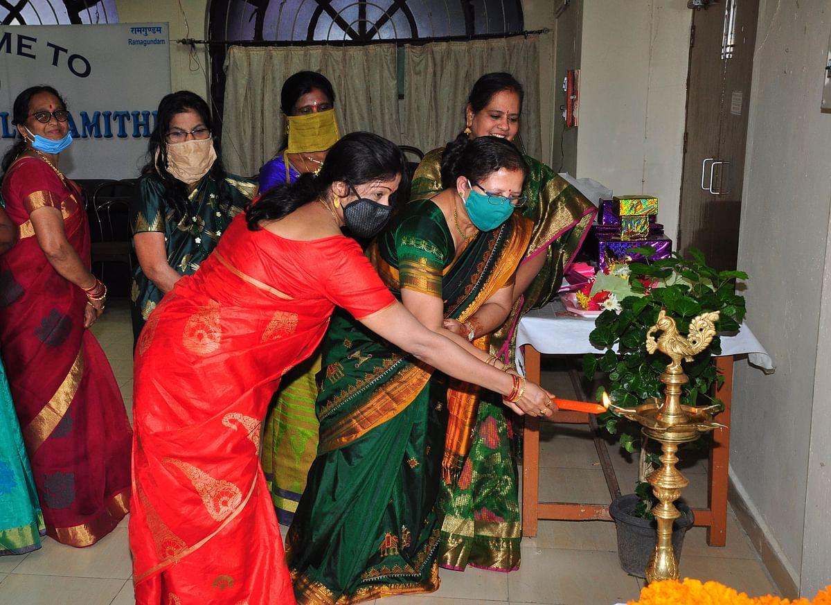 NTPC organises virtual Teej celebration at Deepthi Mahila Samithi