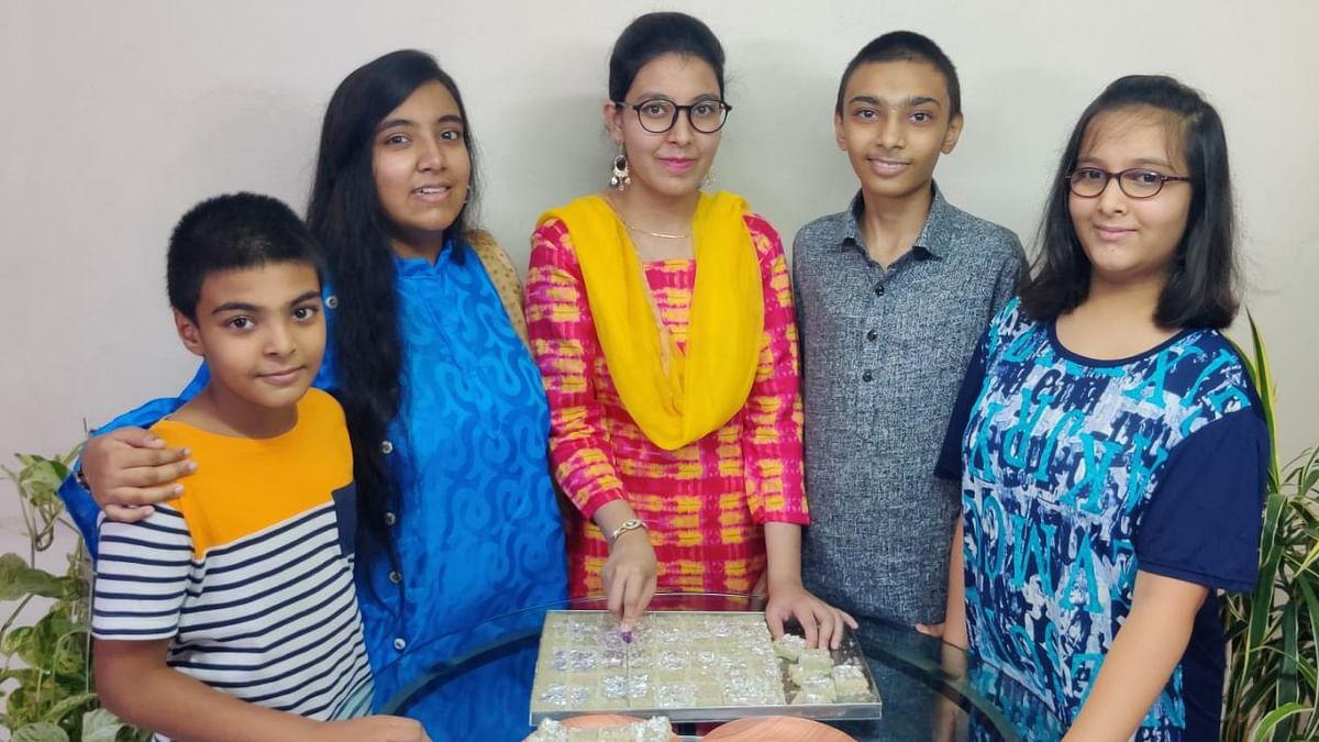 Eid-Al-Adha 2020: COVID-19 lockdown inspires children to celebrate Eid with a twist in Indore