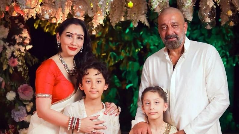 Sanjay Dutt beats lung cancer on his children's birthday; pens down heartfelt note