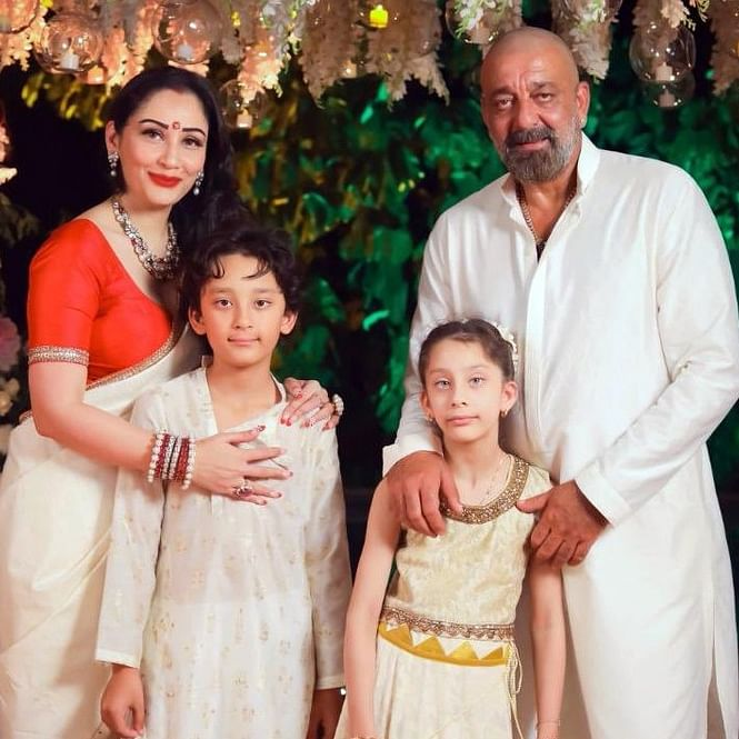 Sanjay Dutt beats lung cancer on his children's birthday; pens down heartfelt note