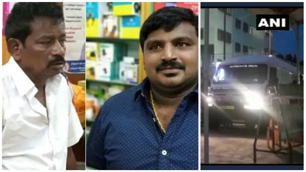 Jayaraj and Fenix custodial deaths: Sub-Inspector Palthurai arrested in custodial torture case succumbs to COVID-19