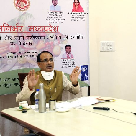 Five clusters in 3 years to boost horticulture food processing: MP CM SHivraj Singh Chouhan
