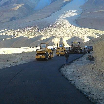 Independence Day 2020: Daulat Shyok Daulat Beig Oldie Road In Ladakh