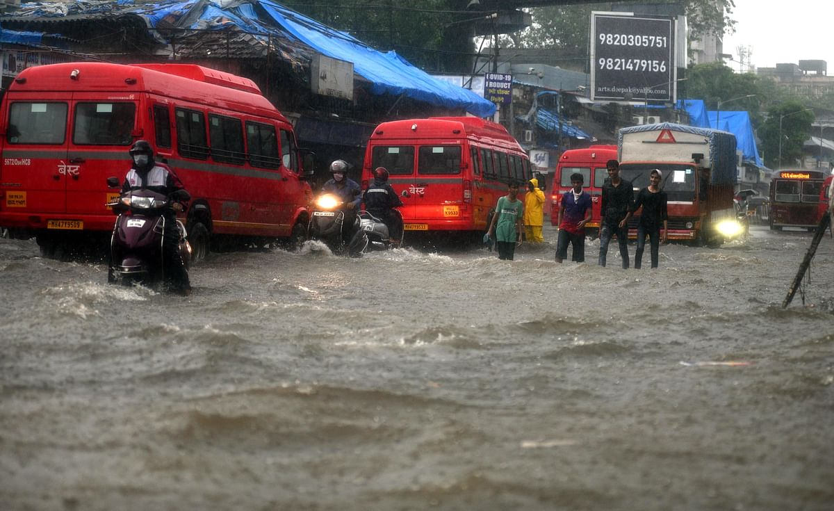 BMC warns of water cuts, while IMD of heavy rains