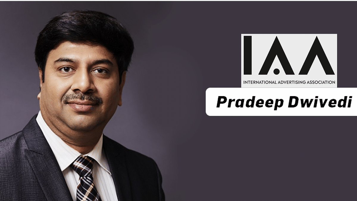 Pradeep Dwivedi elected IAA Vice President and Area Director for Asia Pacific