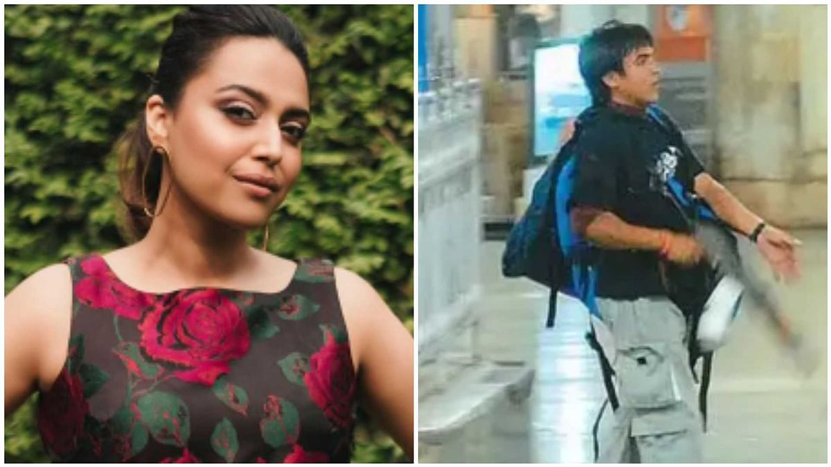 'Even Kasab wasn't...' Swara Bhasker just compared Rhea's 'witch-hunt' to 26/11 terrorist's media trial