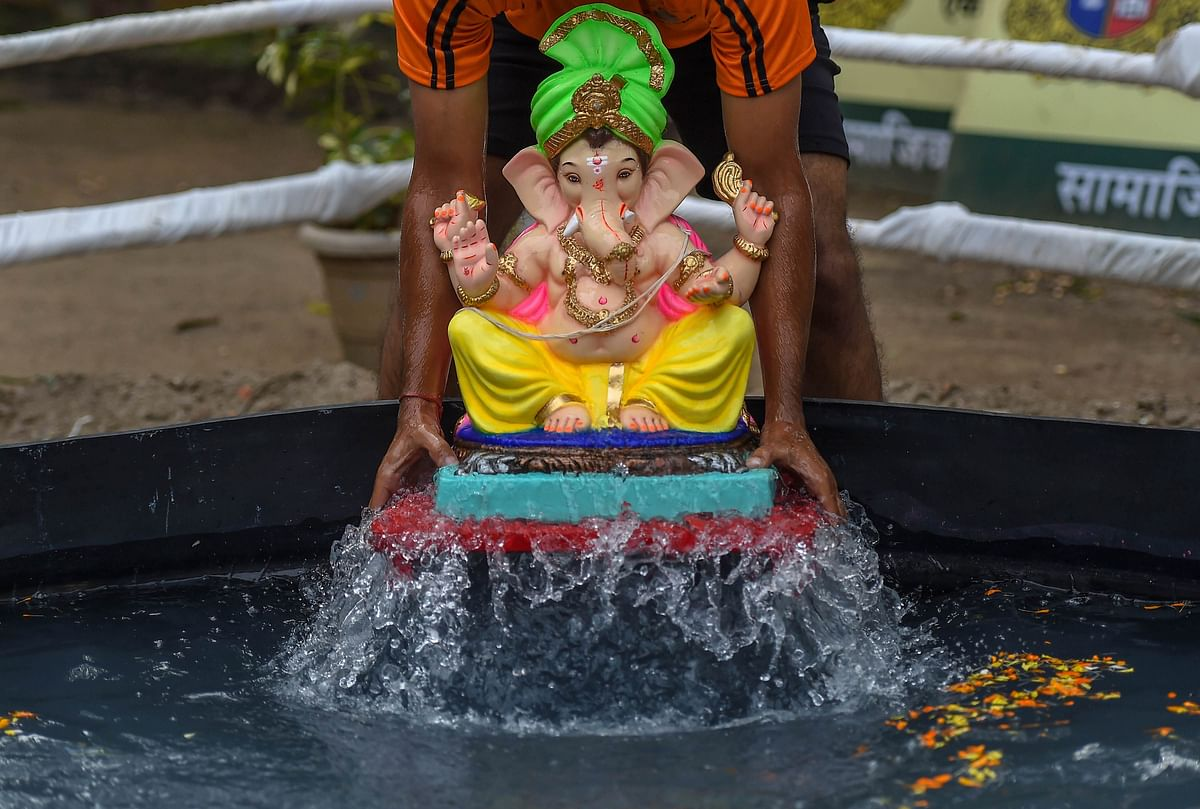 Ganeshotsav 2020: Ganpati mandal in Vasai booked for violating state government guidelines