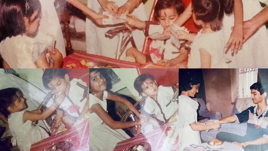 Raksha Bandhan 2020: Sushant Singh Rajput's sister Shweta's post for 'baby' brother leaves netizens teary-eyed