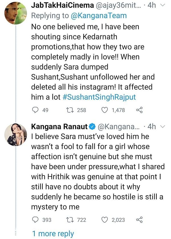 Did you notice? Kangana Ranaut has an official Twitter account with a blue tick, new bio, and username
