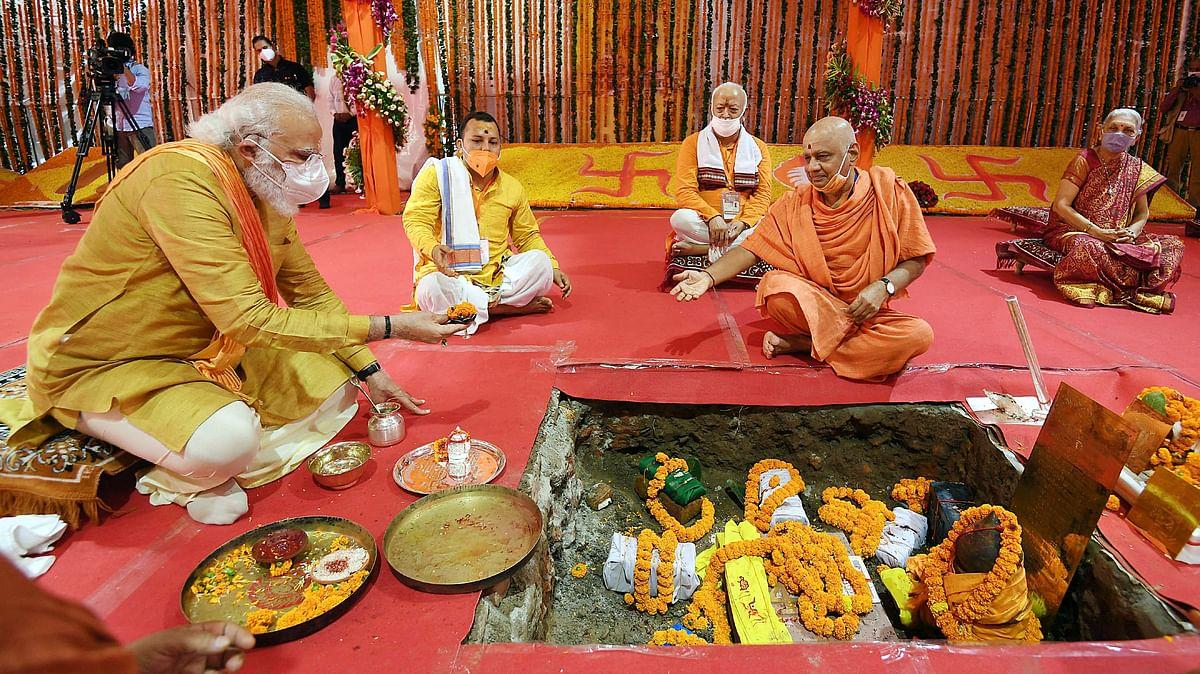 Bhopal: Ram temple ceremony in Ayodhya 'historic', says The Muslim Rashtriya Manch