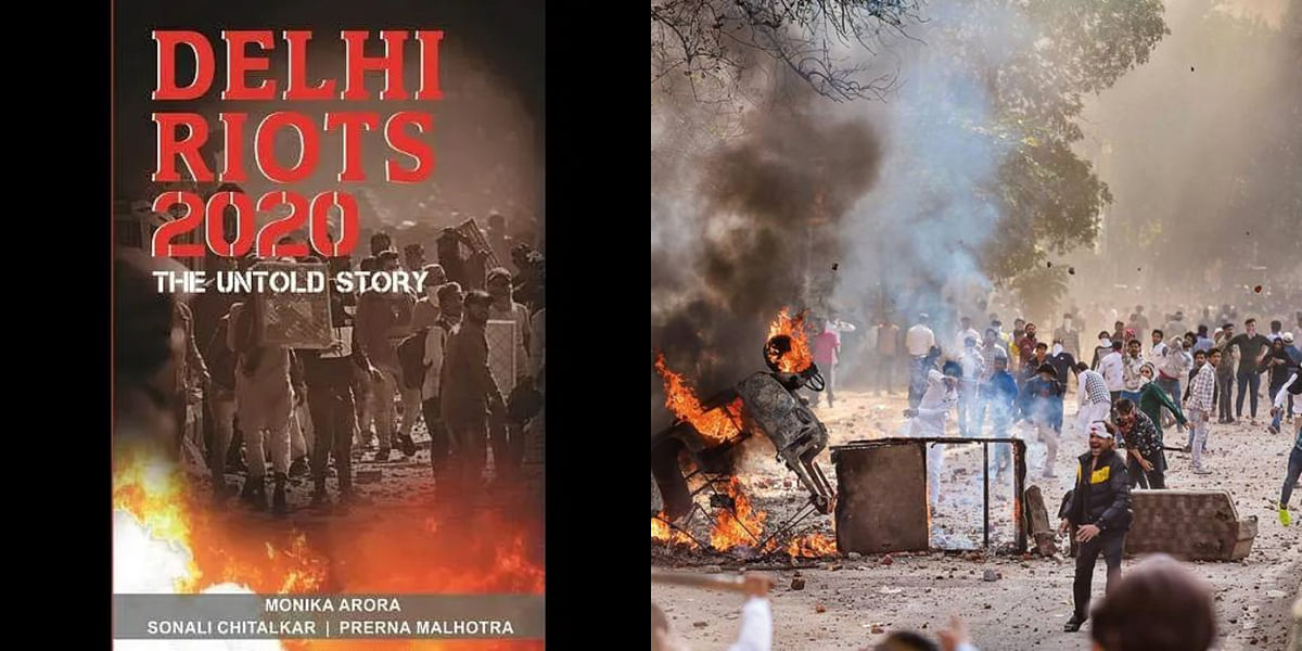 Delhi Riots 2020: Garuda Prakashan says they have got an overwhelming response with 30,000 preorders