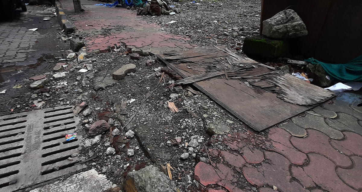 Mumbai: BMC's footpath project further ground into dust as civic body slashes 86% of the budget allocated