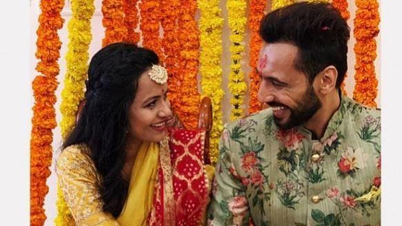 Choreographer Punit Pathak shares engagement ceremony photos
