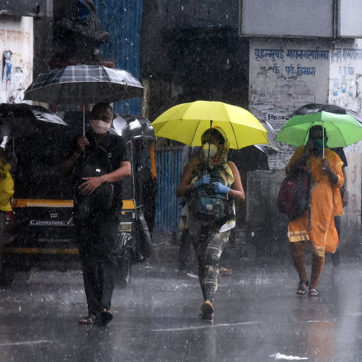 Mumbai Rains: City to see increase in rain activity between August 11 and 13