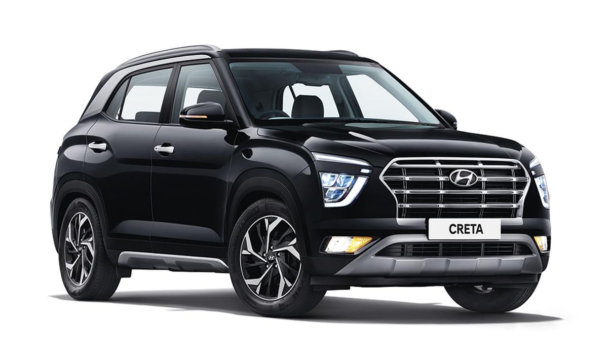 Hyundai Creta crosses 5 lakh cumulative sales milestone in domestic market