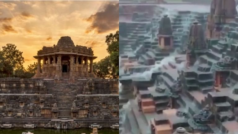 Know all about the Modhera temple PM Modi shared on Twitter