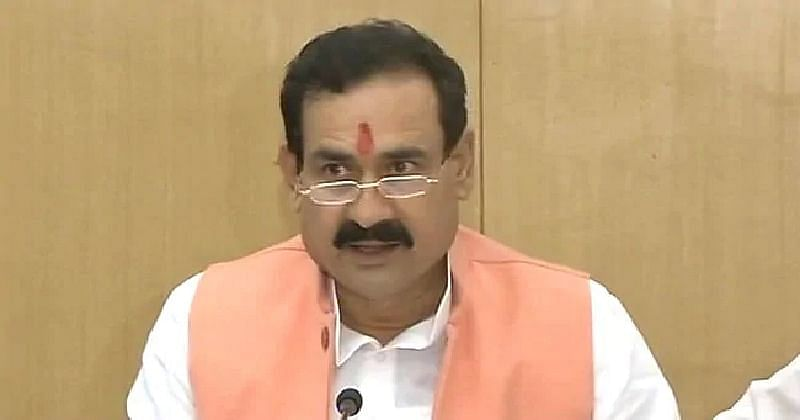 MP Bypolls: Digvijaya Singh's apprehensions on EVMs indicate BJP is winning in MP, says Narottam Mishra
