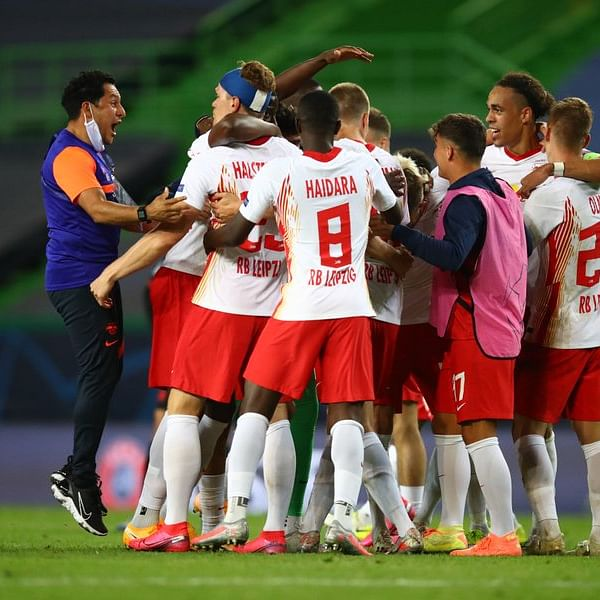Champions League highlights: RB Leipzig stun Atletico Madrid to secure semi-final spot