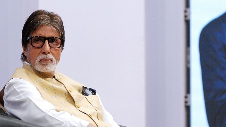 'My writing process instantaneous': Amitabh Bachchan on penning blogs