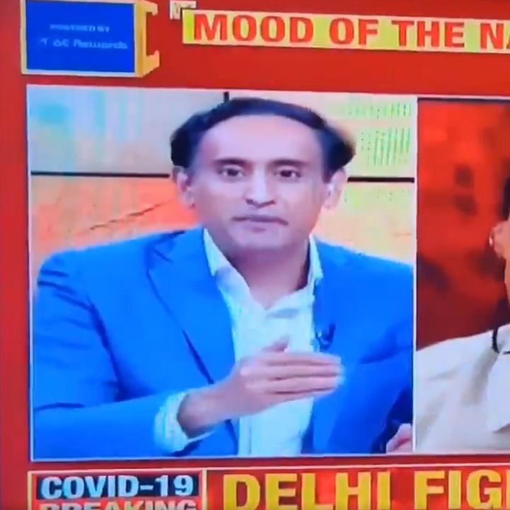 Watch: Rahul Kanwal gets angry after Congress' Pawan Khera accuses Modi govt of 'headline management'
