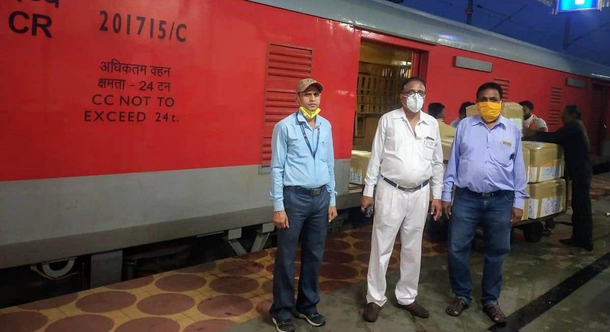 CR's Kisan rail bringing joy in the lives of thousands of farmers families