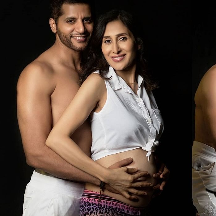Karanvir Bohra and wife Teejay Sidhu announce second pregnancy on actor's birthday