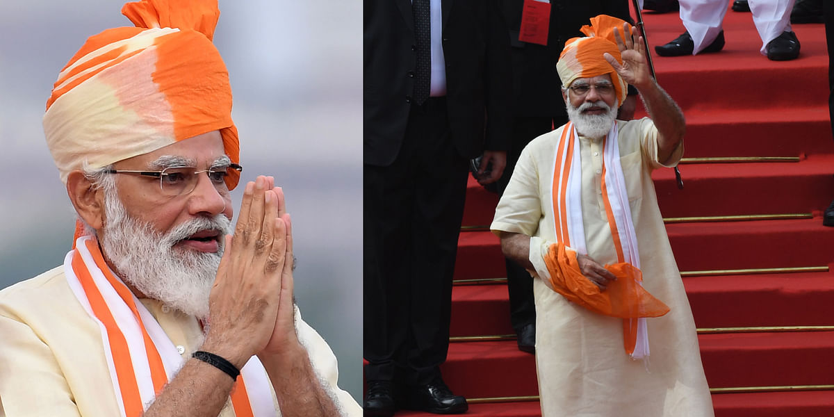 From Scott Morrison to K P Sharma Oli: World leaders greet PM Modi on India's 74th Independence Day