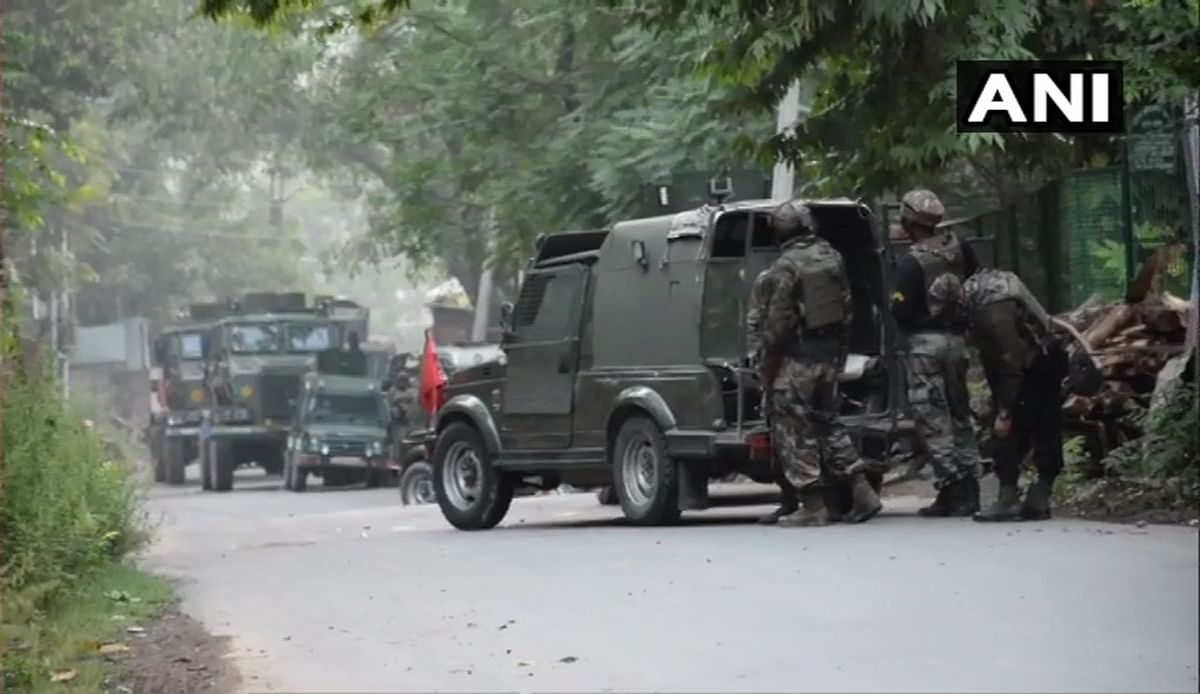 1 soldier dead, 3 terrorists killed in Kashmir's Pulwama: Army