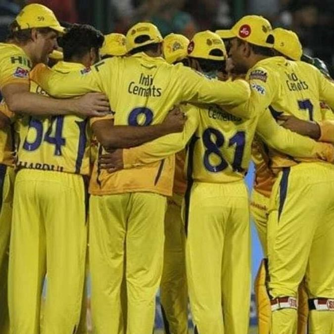Coronavirus turmoil hits IPL, two players from CSK test positive