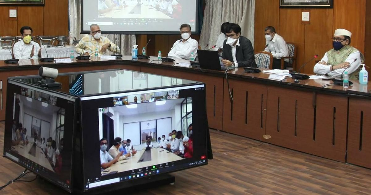 WR's GM inaugurates staff amenities in all 6 divisions through a video link on Independence Day