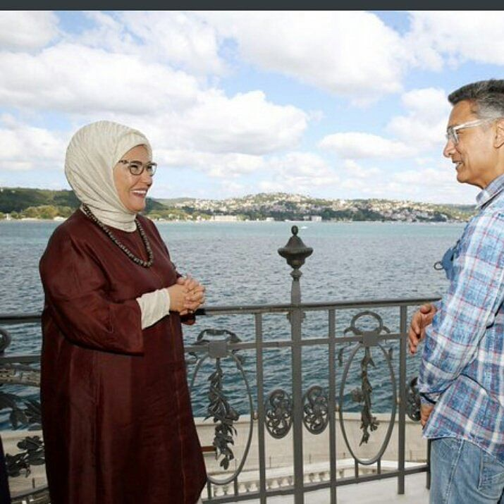 Aamir Khan slammed on Twitter for meeting Turkish First Lady Emine Erdogan