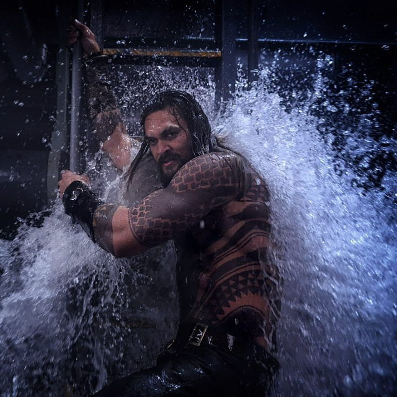 ''Aquaman' sequel starring Jason Momoa will include elements of horror', reveals director James Wan