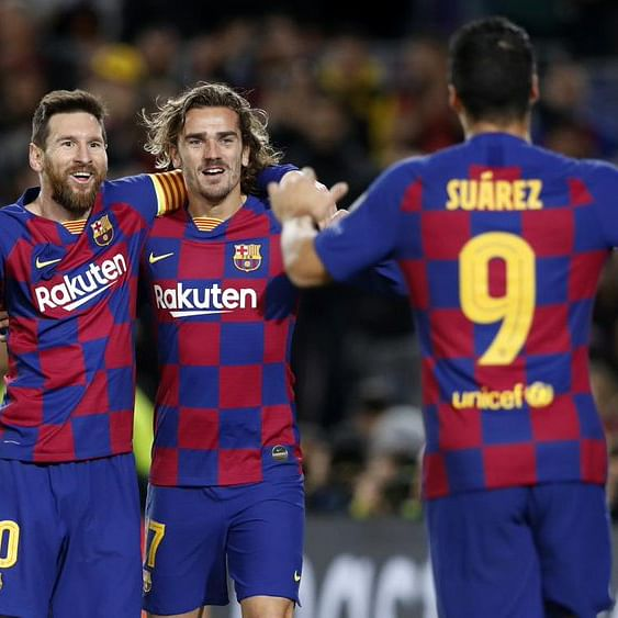 Barcelona vs Napoli: Where and when to watch the Champions League round-of-16 fixture live in India