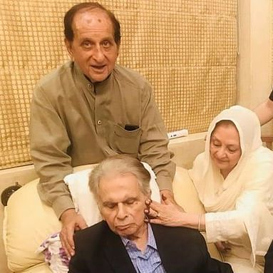 Dilip Kumar's younger brother Aslam Khan succumbs to COVID-19