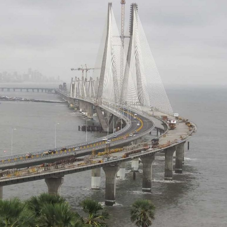Fact Check: Bandra-Worli sea link consumed by high tide amid Aug 5 Mumbai rains? Here's the truth