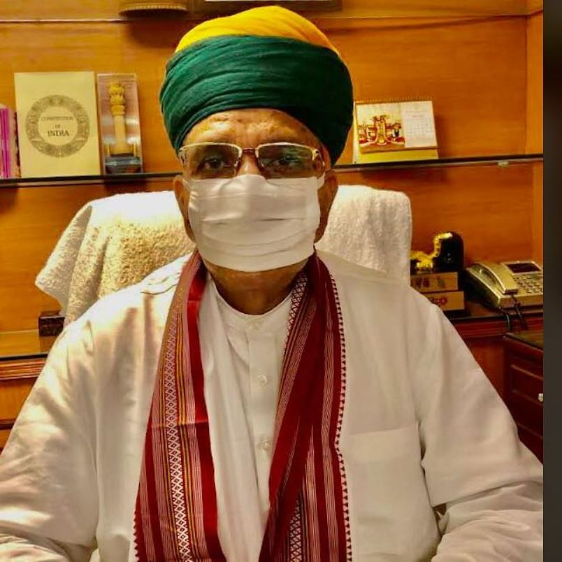 Union Minister who launched 'Bhabhiji Papad' to fight COVID-19 tests positive for virus