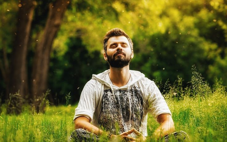 Guiding Light: Benefits and joys of meditating in nature