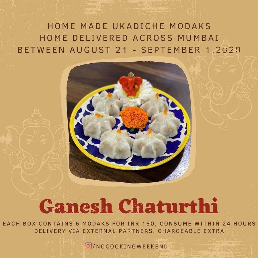 Ganeshotsav 2020: List of home chefs in Mumbai you can order Ukadiche Modaks from