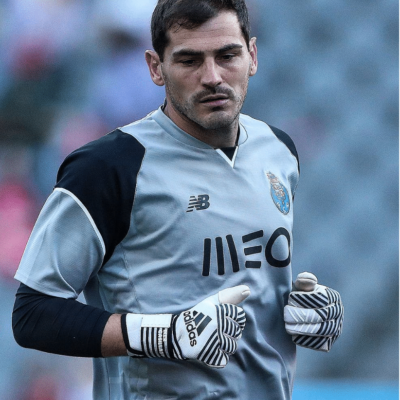 Legendary Real Madrid goalkeeper Iker Casillas hangs up his gloves at 39